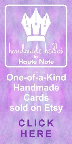 Handmade Hellos by Haute Note - HandmadeHellos.ca