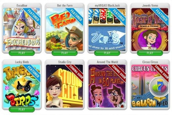 Myvegas Games - LetTheChipsFall.com