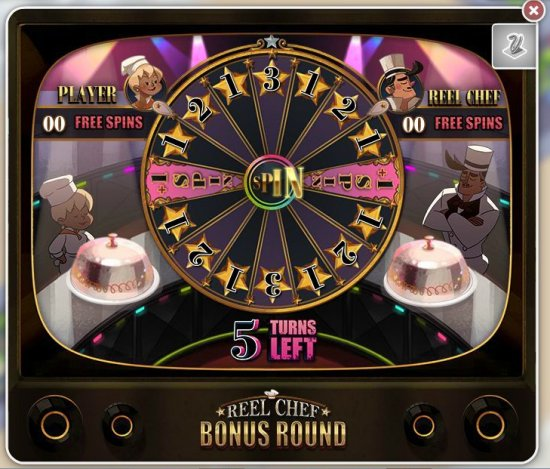 Reel Chef - MyVegas Slot Game - Let The Chips Fall   LetTheChipsFall.com