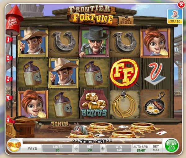 Frontier Fortune - MyVegas Slot Game | Let The Chips Fall | LetTheChipsFall.com