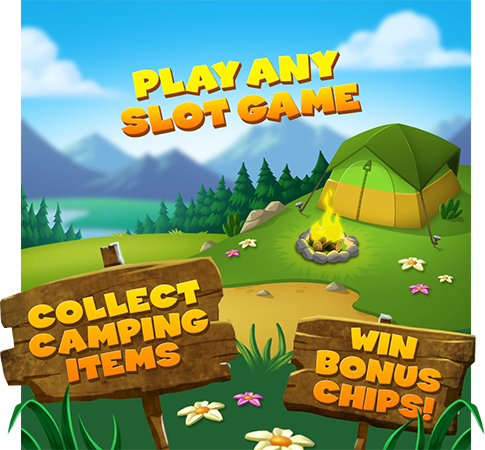 Happy Camper Quest - MyVegas - Free Bonus Chips