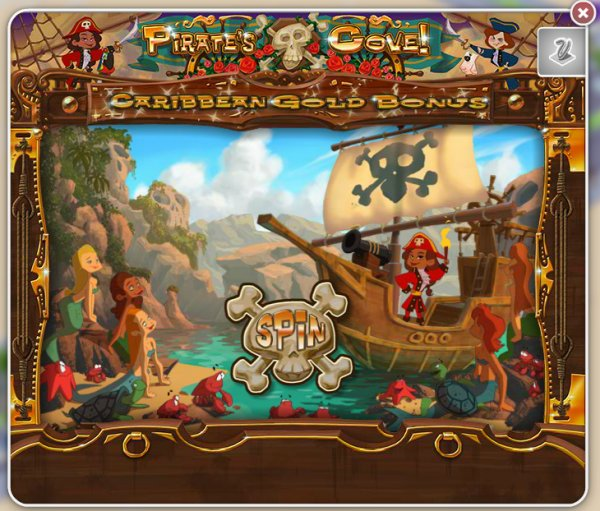 PC - Caribbean Gold Bonus 1