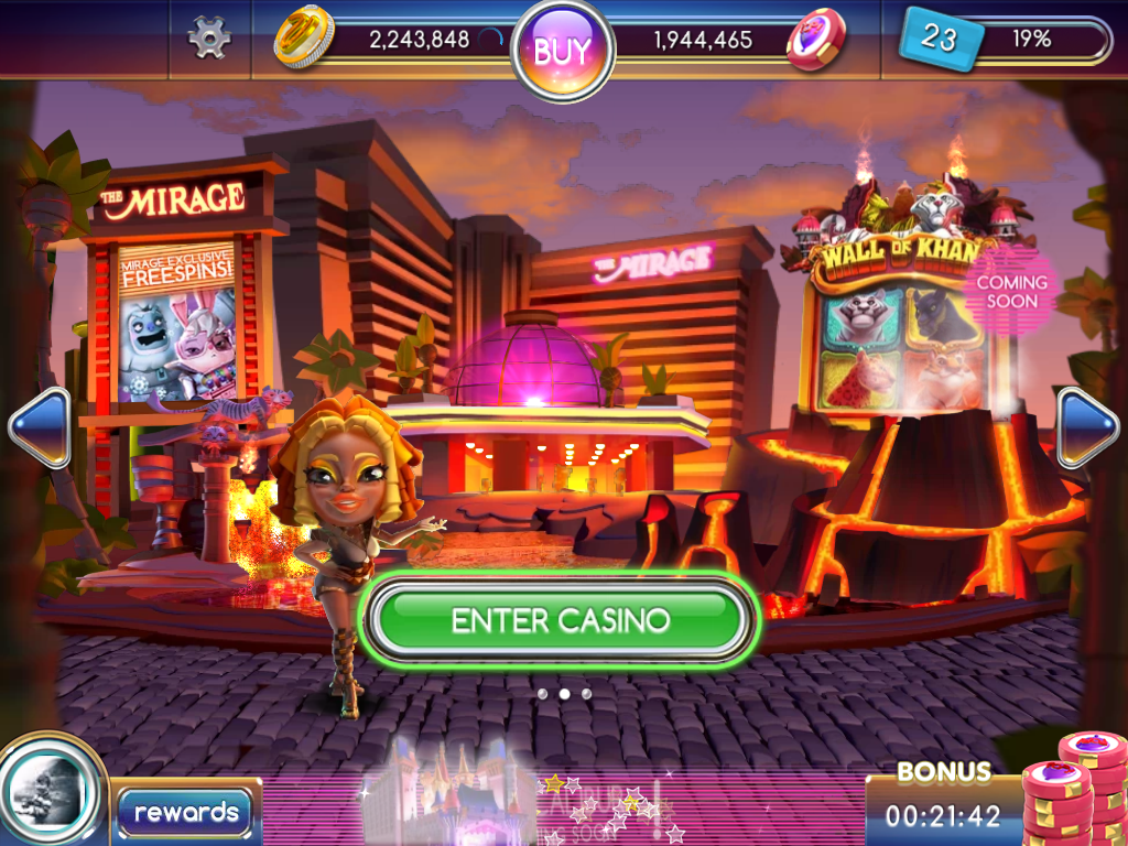 Myvegas slots new journey casino club app