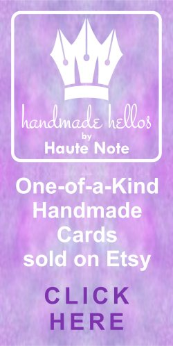 Handmade Hellos by Haute Note - HandmadeHellos.ca